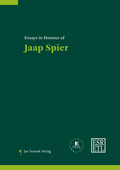 Mehr zu: Essays in Honour of Jaap Spier