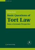 Mehr zu: SET-Basic Questions of Tort Law