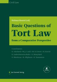 Basic Questions of Tort Law| from a Comparative Perspective