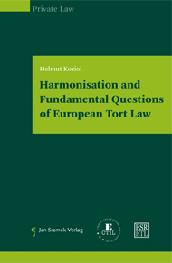 Harmonisation and fundamental Questions| of European Tort Law